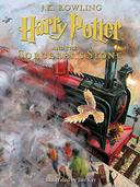 Harry Potter and the Sorcerer's Stone: Illustrated [Kindle in Motion]