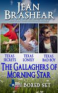 The Gallaghers of Morning Star Boxed Set: The Gallaghers of Morning Star Books 1-3
